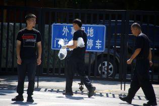 В Пекине женщина пыталась совершить самосожжение возле посольства США - СМИ