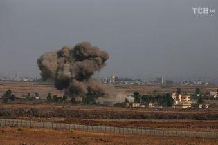 Сирійські ЗМІ відхрестилися від власних повідомлень про авіаудар ВПС Ізраїлю