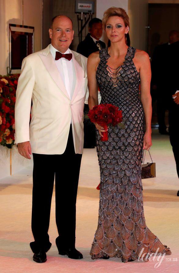 Княгиня Шарлин и князь Альбер II_7