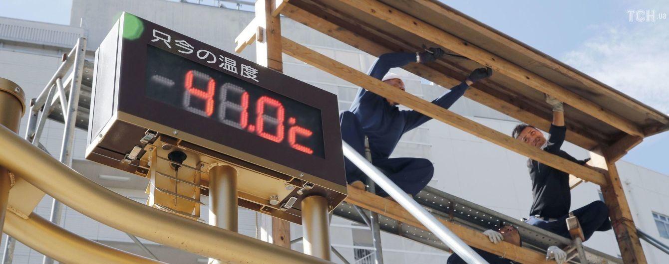 У Японії від аномальної спеки постраждали десятки тисяч людей
