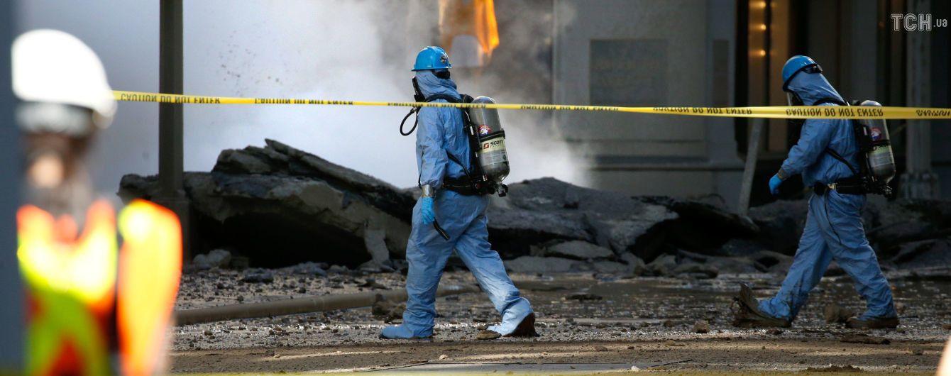 После Солсбери Нью-Йорк готовится отражать химические атаки