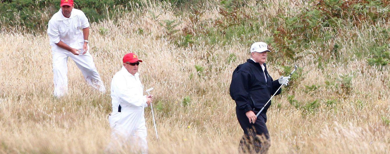 Личный охранник Трампа умер во время поездки президента в Европу