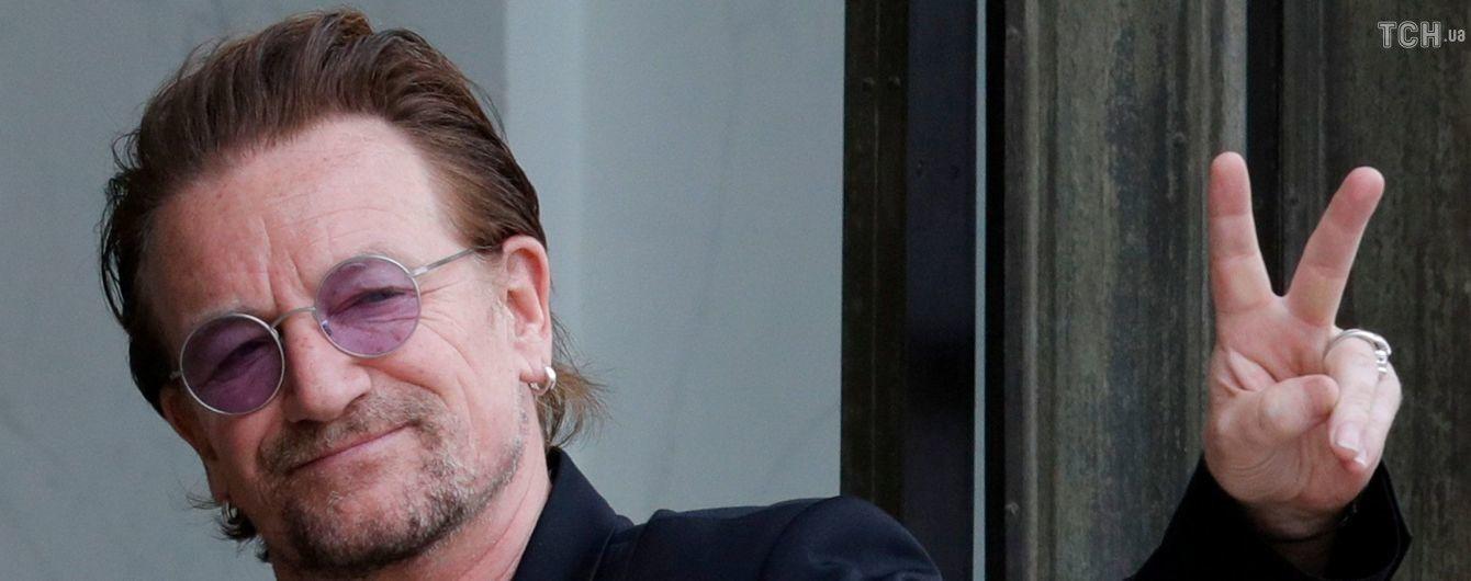 Легендарную группу U2 названо самыми высооплачевамыми музыкантами года