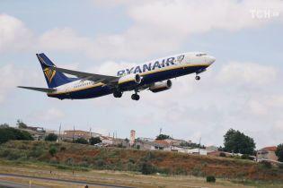 Ryanair подключился к рейсам из Киева на Мальту