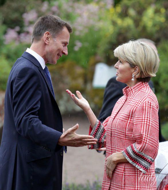 Министр иностранных дел Австралии Джули Бишоп_4