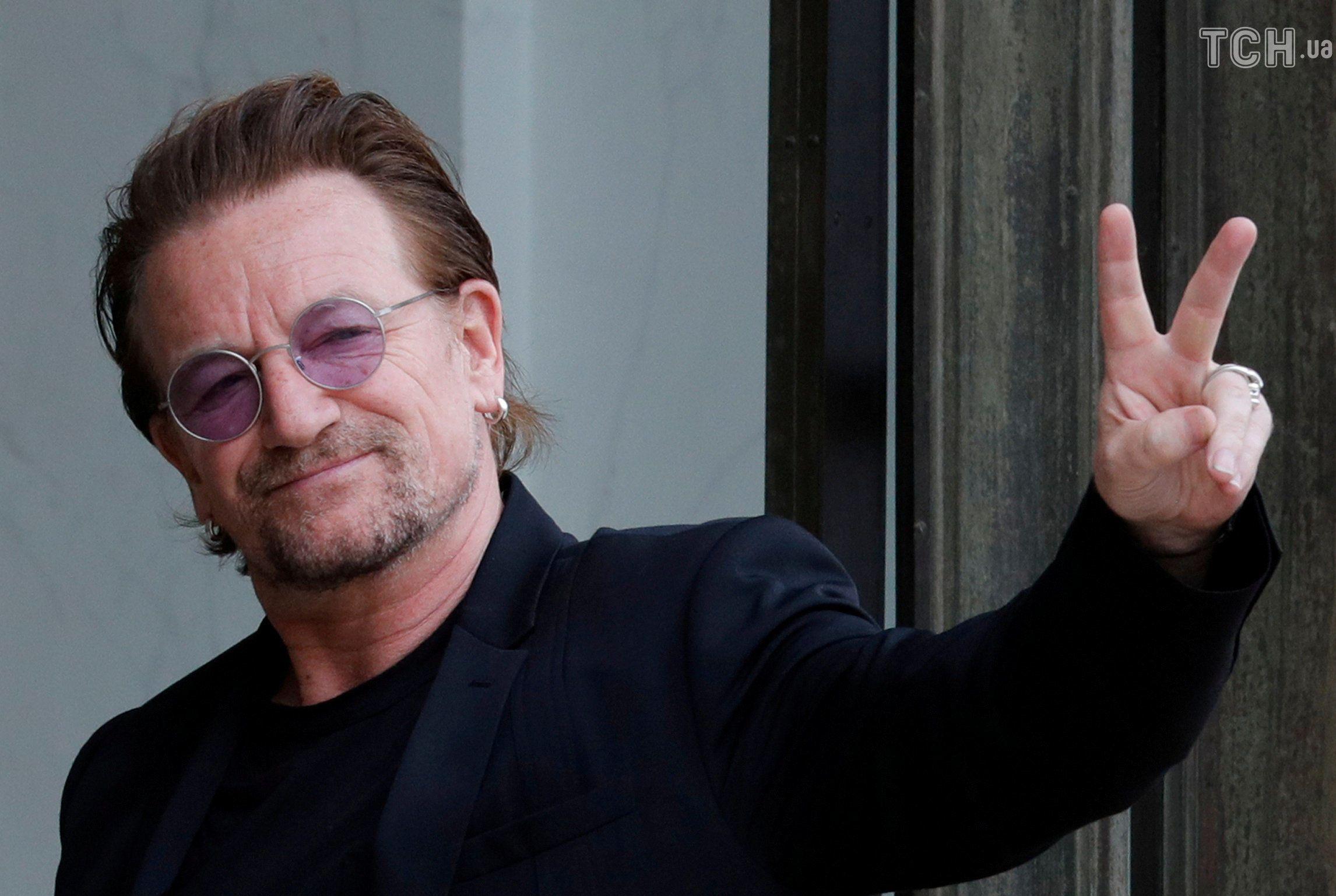 U2 Боно