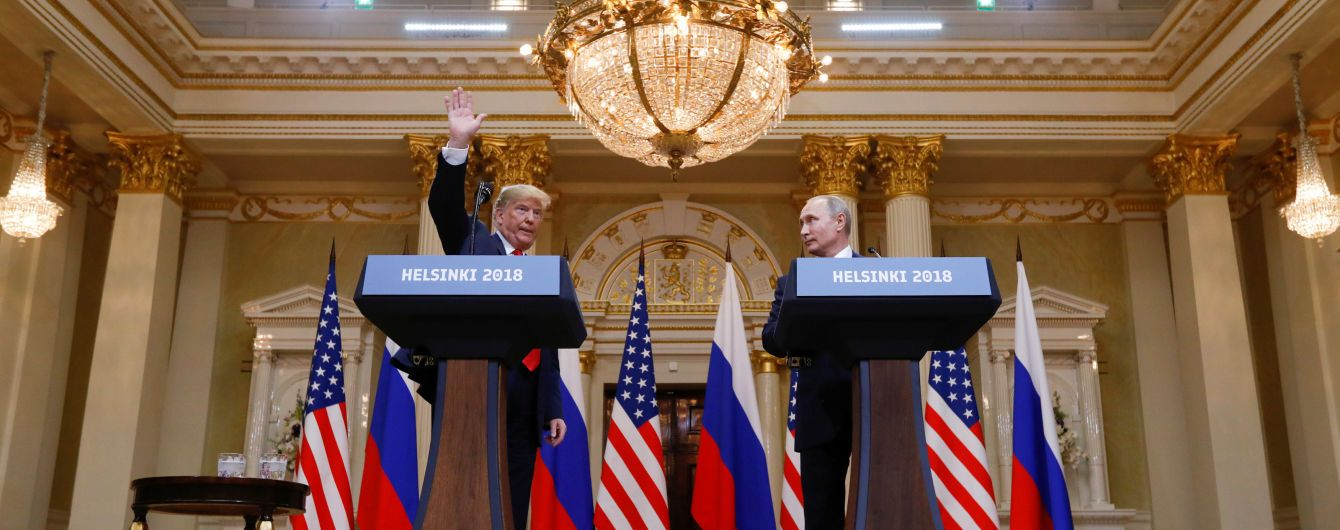 Зустріч Трампа і Путіна у Парижі була скасована через прохання президента Франції – ЗМІ