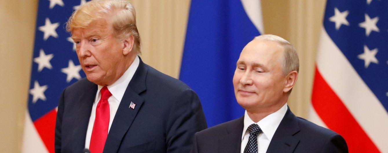 Дональд Грізний. Трамп назвав себе найбільш жорстким із президентів США щодо Росії