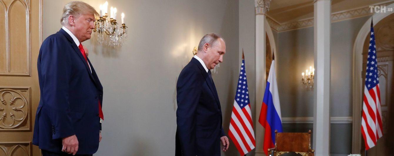 Після зустрічі віч-на-віч Трамп та Путін проведуть розширені переговори