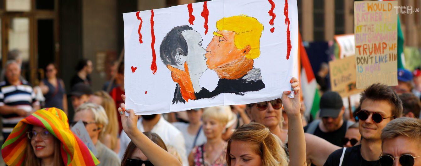 Увійти чи вляпатися в історію. Трамп і Путін підготувались до першої зустрічі
