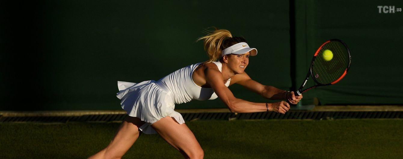 Світоліна зберегла місце в світовому рейтингу після провального Wimbledon