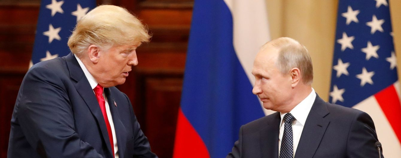 Путін запропонував Трампу провести референдум на Донбасі - Bloomberg