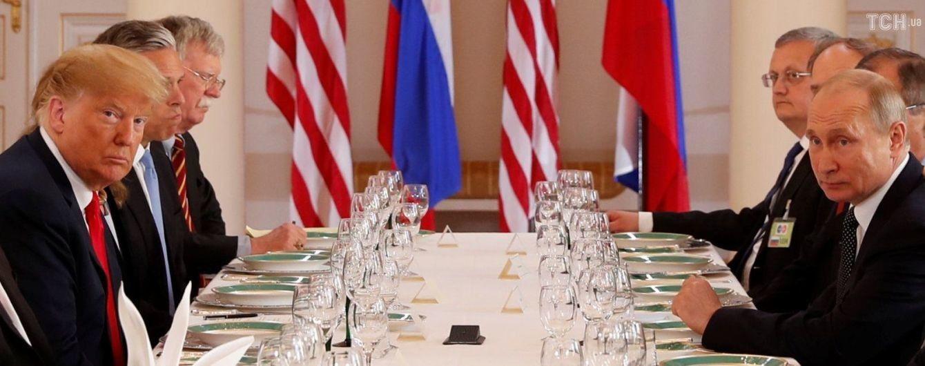Трамп решил отменить встречу с Путиным в самолете по пути на саммит G20