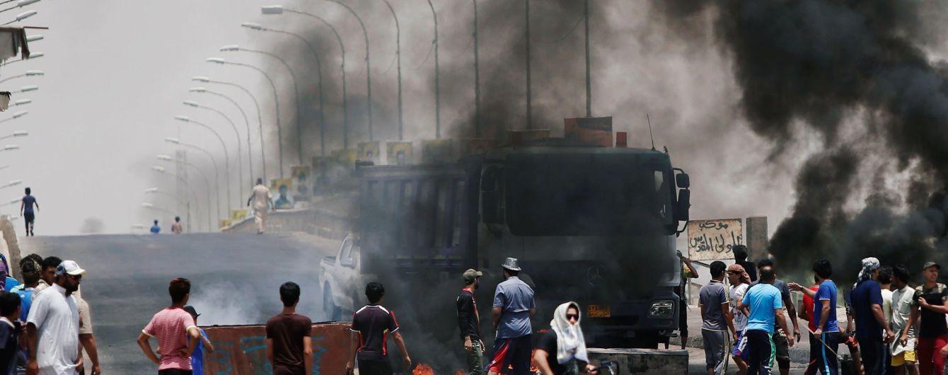 В Ираке произошли сразу два теракта