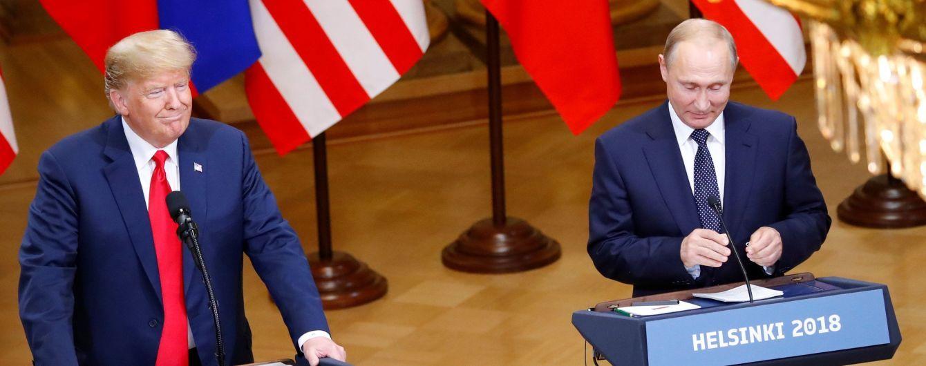 Трамп і Путін домовились домогтися розведення сирійських та ізраїльських військ на Голанських висотах