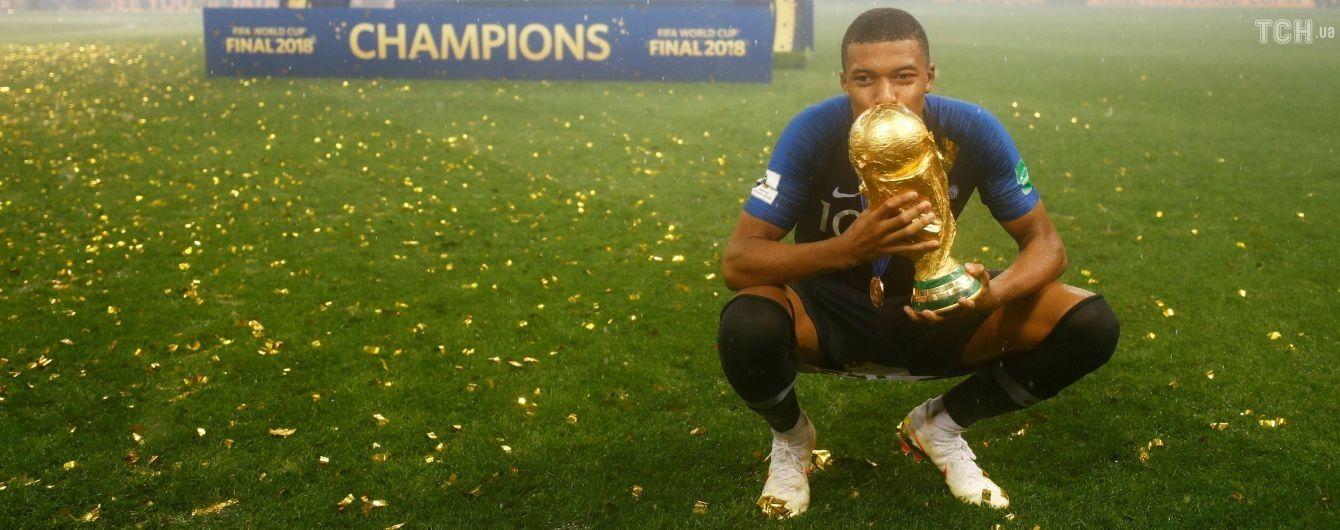 """Найкращий молодий гравець збірної Франції  не збирається міняти ПСЖ на """"Реал"""""""