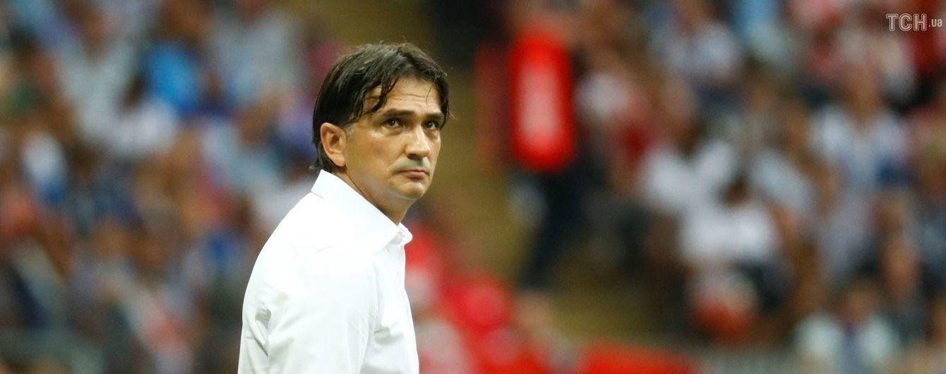 Тренер збірної Хорватії: У фіналі ЧС такі пенальті не призначаються