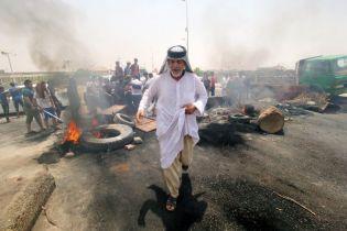 В столице Ирака заблокировали Интернет из-за антиправительственных протестов