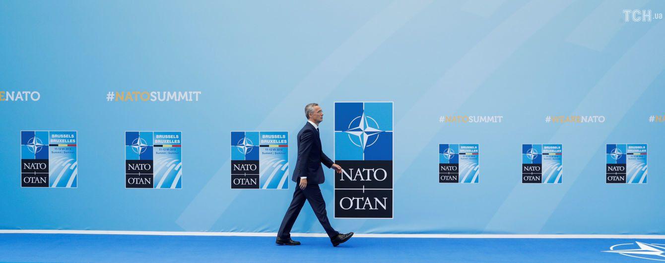 В НАТО отреагировали на возможное закрепление в Конституции Украины курса на интеграцию с Западом