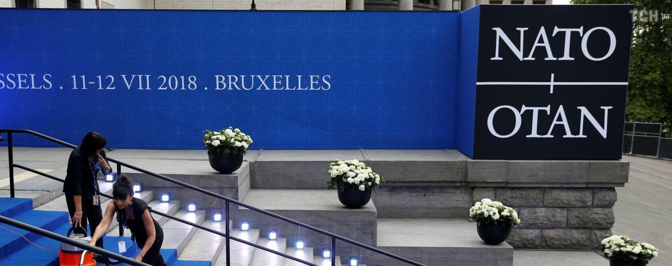 В Брюсселе состоялось заседание комиссии Украина-НАТО на уровне послов