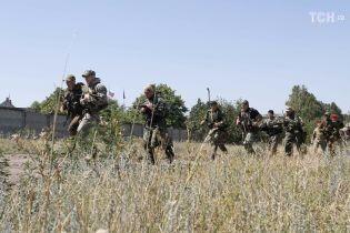 П'ятигодинний бій і четверо загиблих військових: бойовики здійснили спробу прориву на Бахмутську трасу
