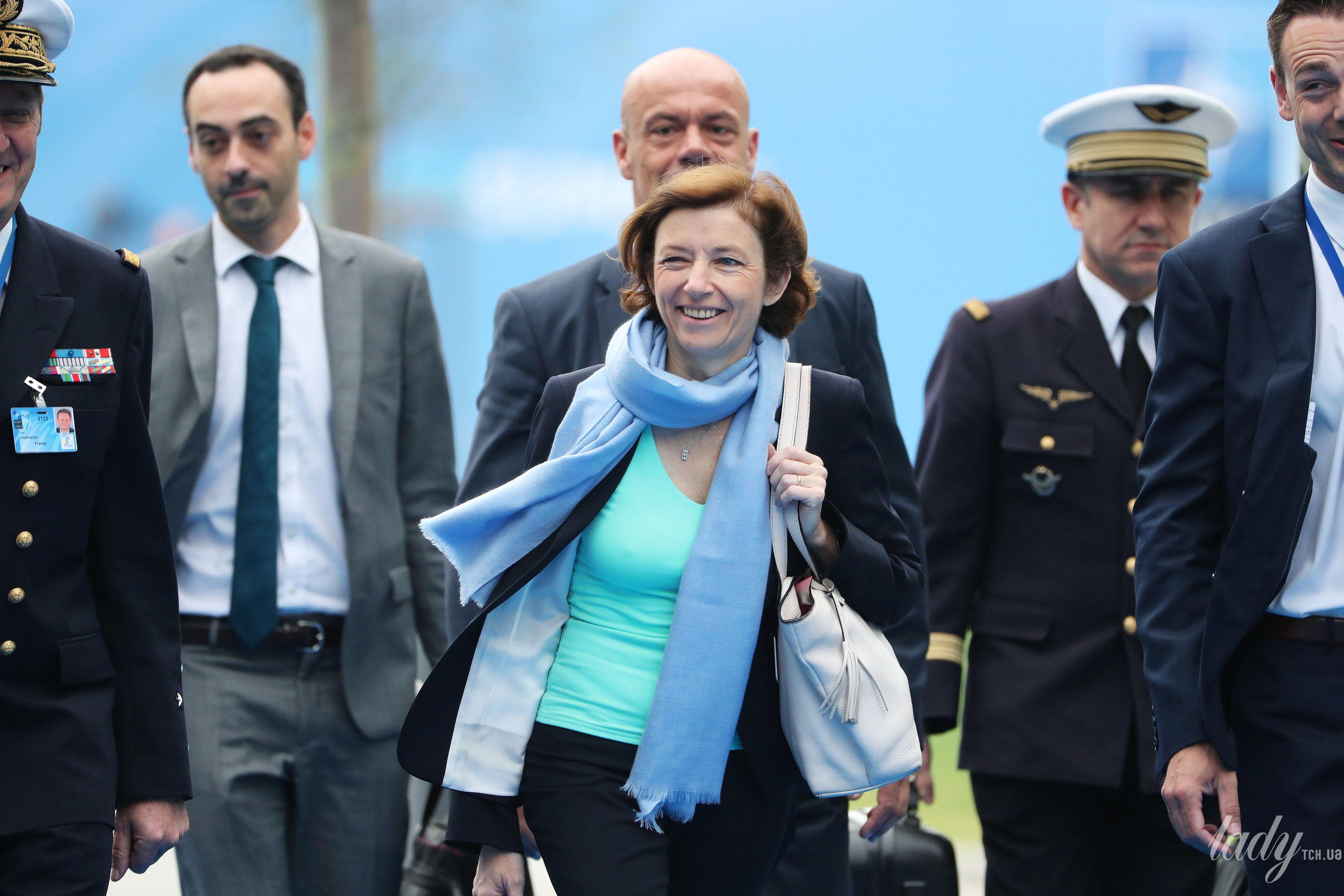Министр обороны Франции Флоранс Парли_2