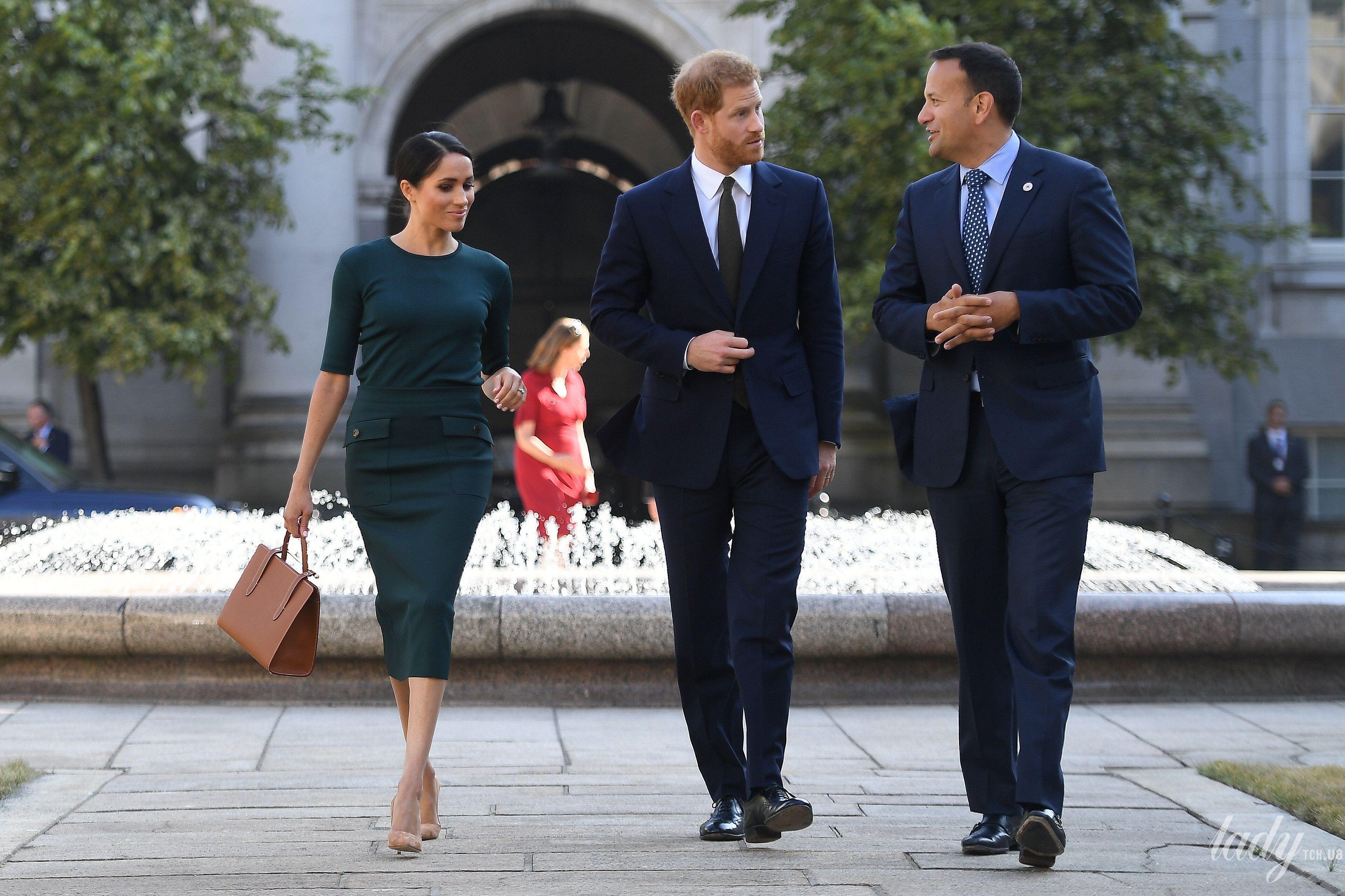 Герцогиня Сассекская Меган и принц Гарри_4
