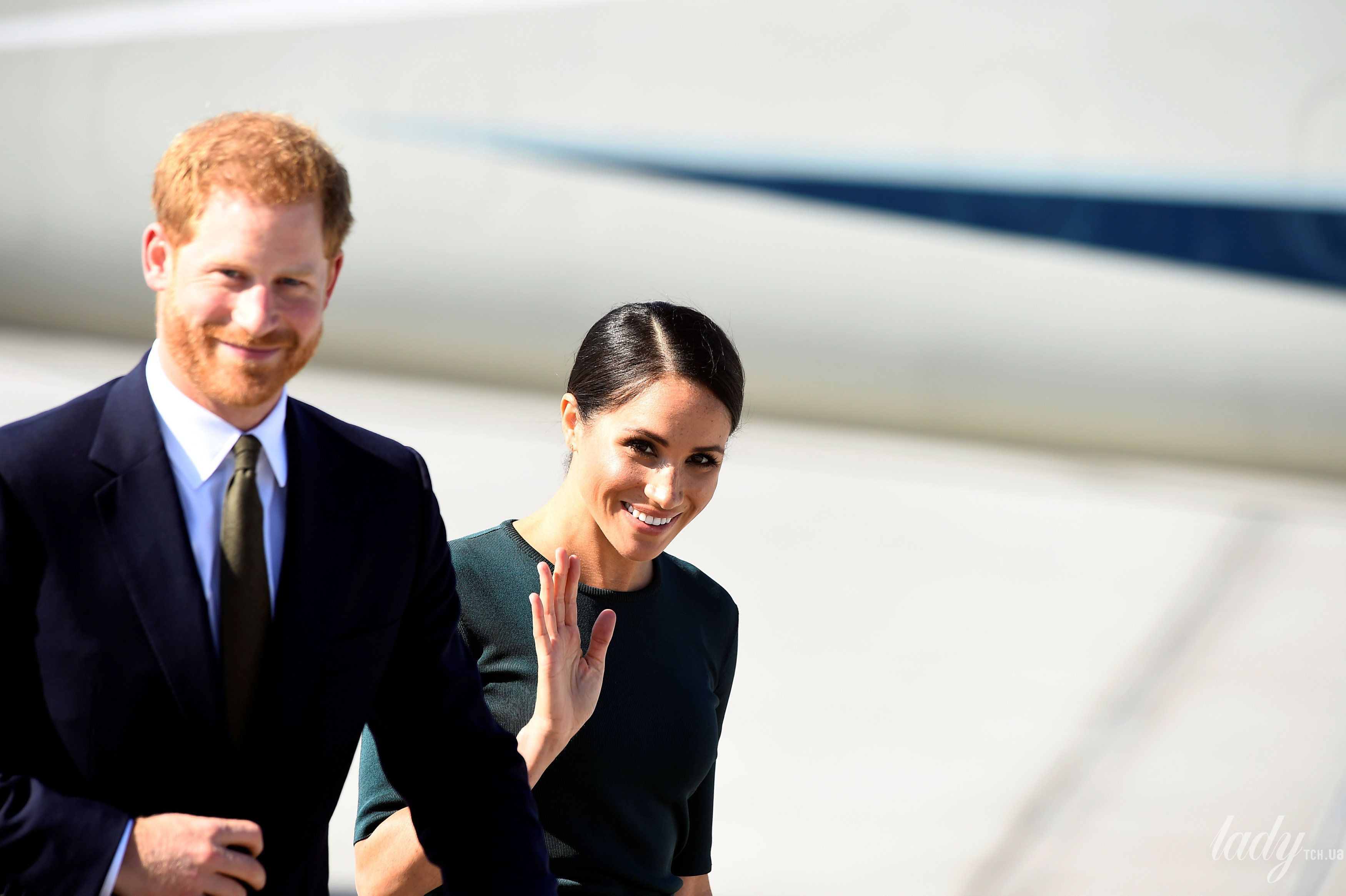 Герцогиня Сассекская Меган и принц Гарри_1