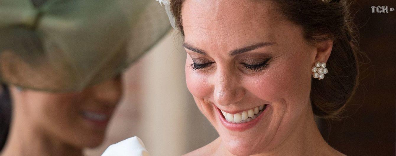 Члены королевской семьи прибыли на крещение сына принца Уильяма и Кейт Миддлтон