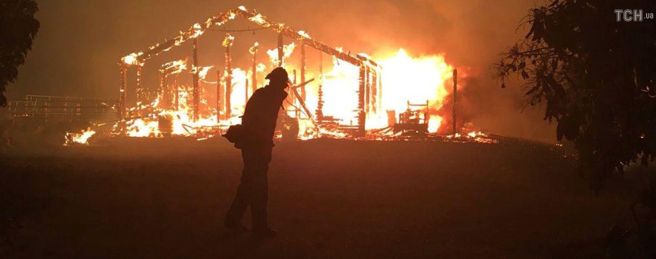 Рятувальники попередили про пожежну небезпеку на три дні