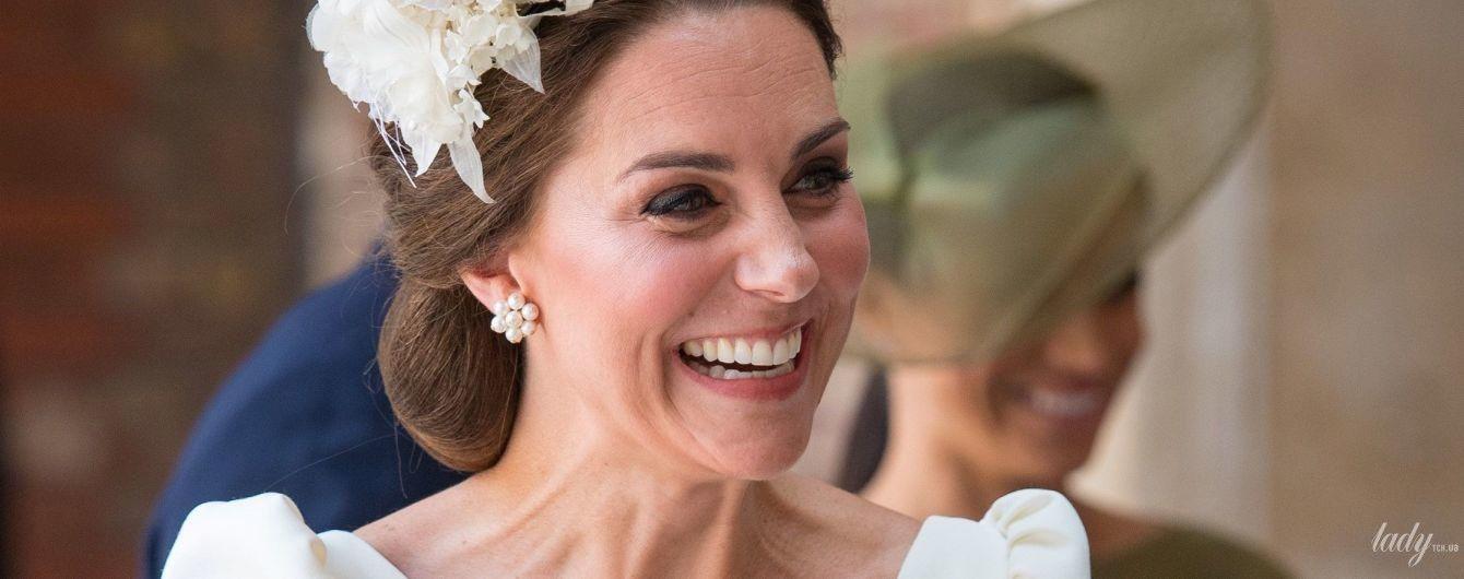 Крещение принца Луи Кембриджского: королевские гости и подробности прошедшей церемонии