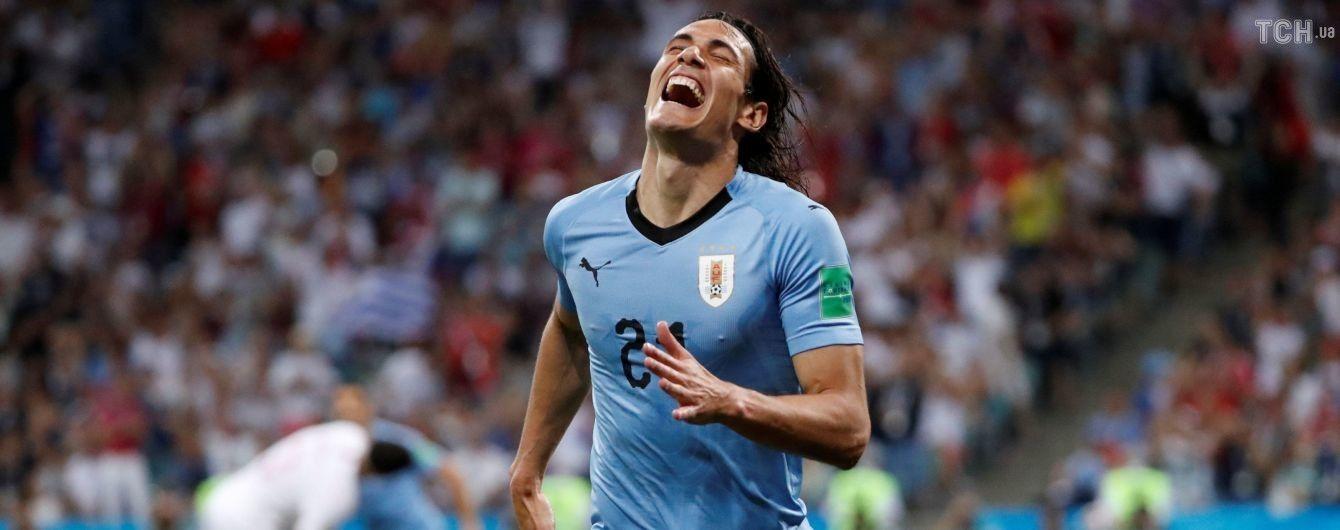 ЧМ-2018: лидер сборной Уругвая не попал в состав на битву с Францией