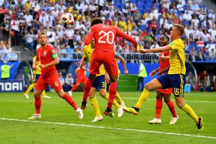 Англія впевнено здолала Швецію та вперше за 28 років вийшла до півфіналу ЧС-2018