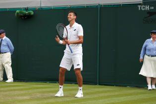 Стаховский и Козлова вылетели из Wimbledon, Киченок вышла во второй круг парного разряда