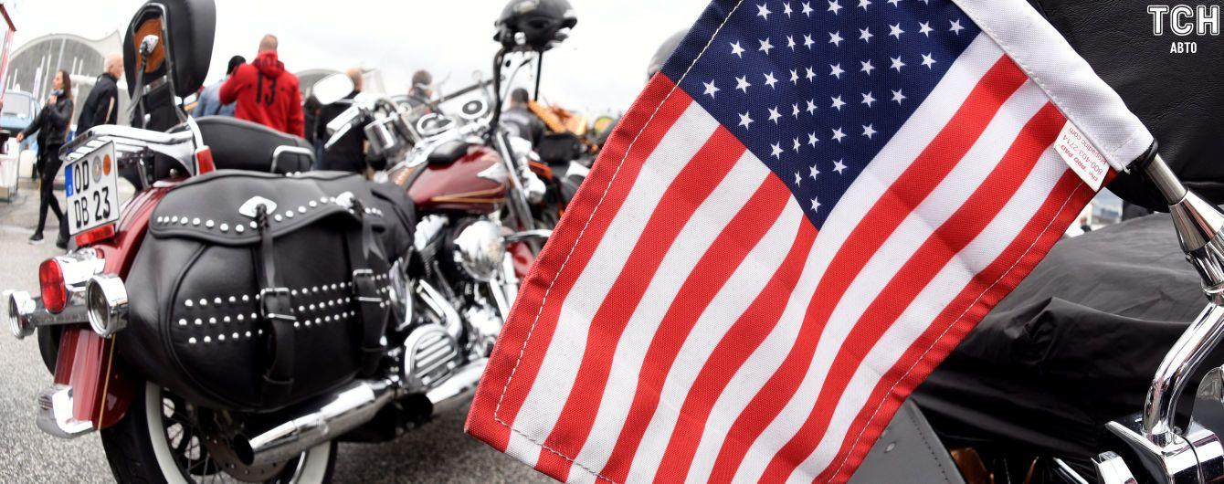 Harley-Davidson частично выведет производство с Америки