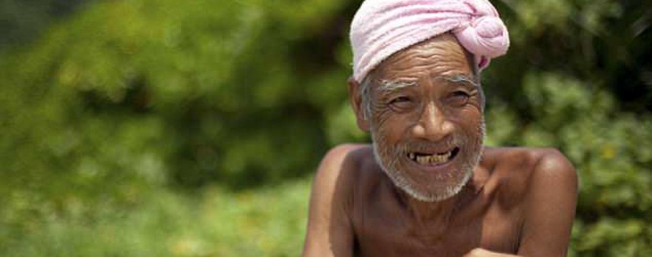 """В Японии """"голого отшельника"""" заставили вернуться в цивилизацию после 30 лет жизни на необитаемом острове"""