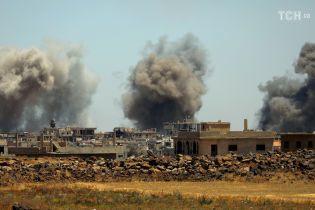 Росія влаштувала чергове бомбардування в Ідлібі