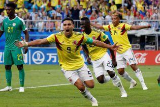 ЧМ-2018. Колумбия выбила Сенегал, Польша обыграла Японию