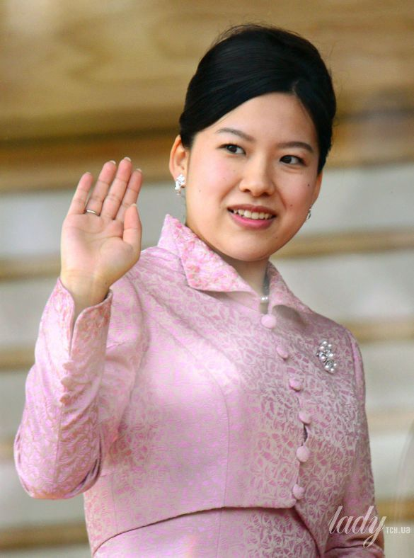 Японская принцесса Аяко