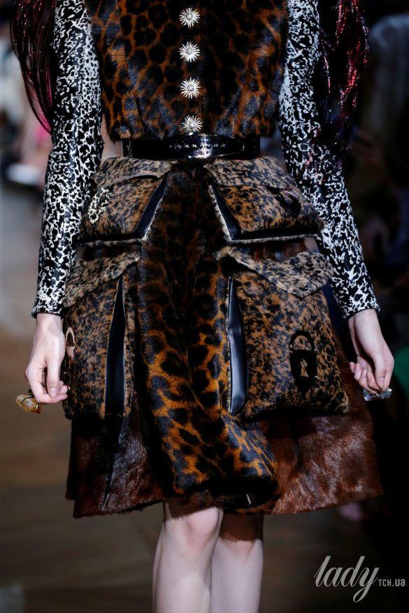 Коллекция Schiaparelli Haute Couture осень-зима 2018-2019_4