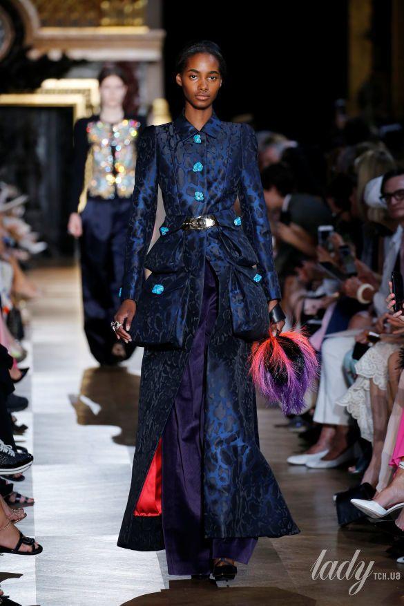 Коллекция Schiaparelli Haute Couture осень-зима 2018-2019_31