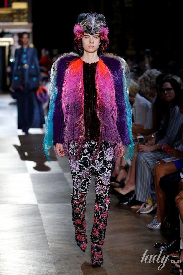 Коллекция Schiaparelli Haute Couture осень-зима 2018-2019_30