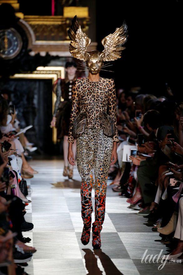 Коллекция Schiaparelli Haute Couture осень-зима 2018-2019_3