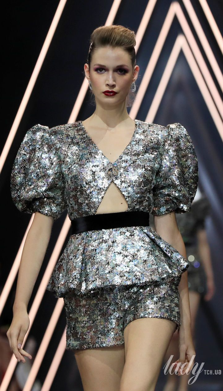 Показ Ralph & Russo Couture