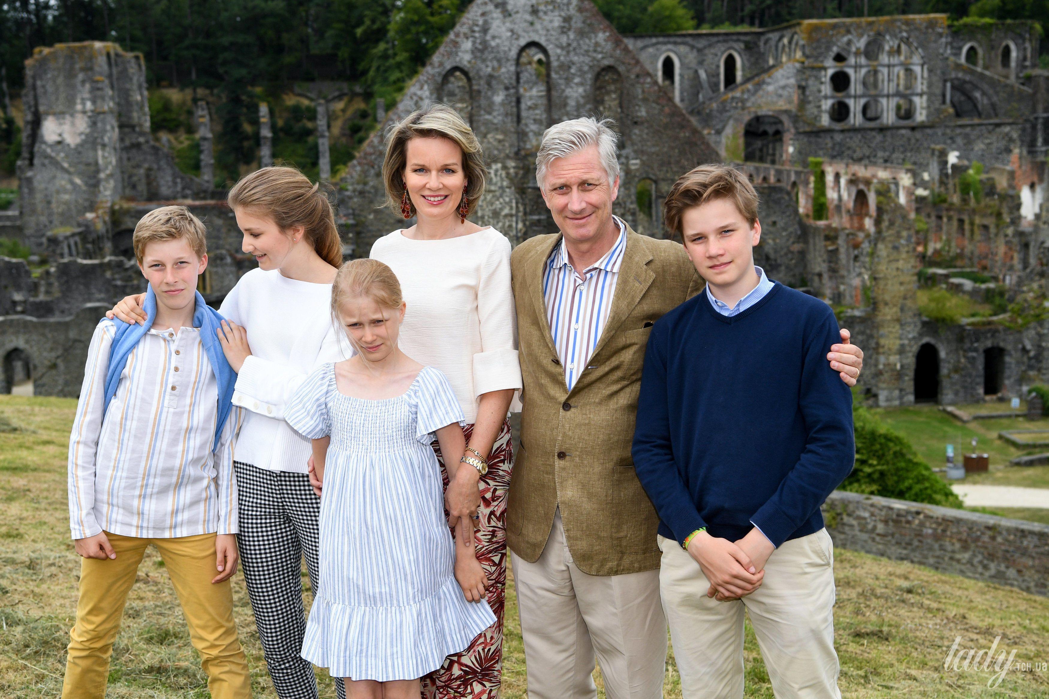 Бельгийская королевская семья_2
