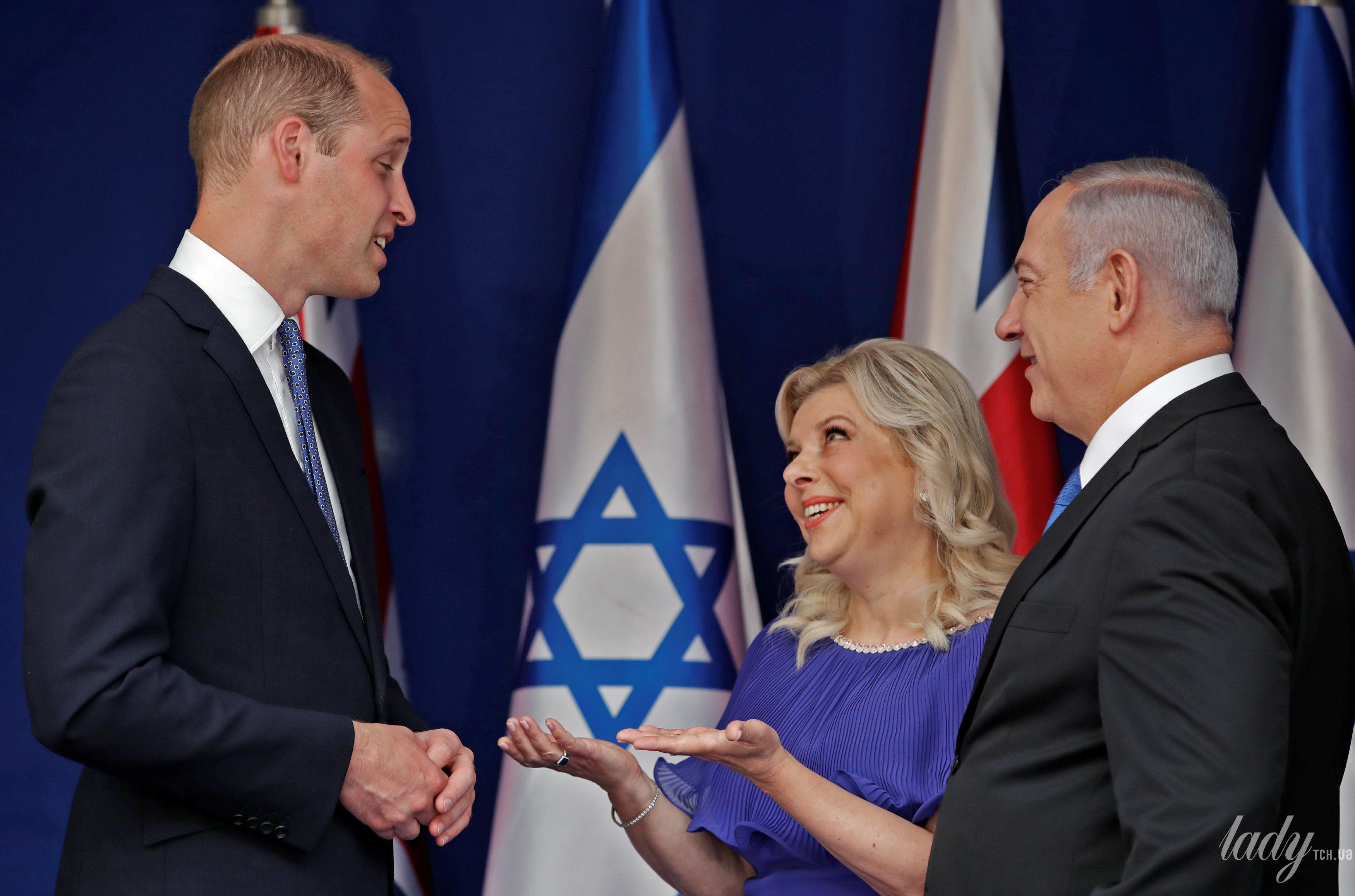 Жена премьер-министра Израиля Сара Нетаньяху_3
