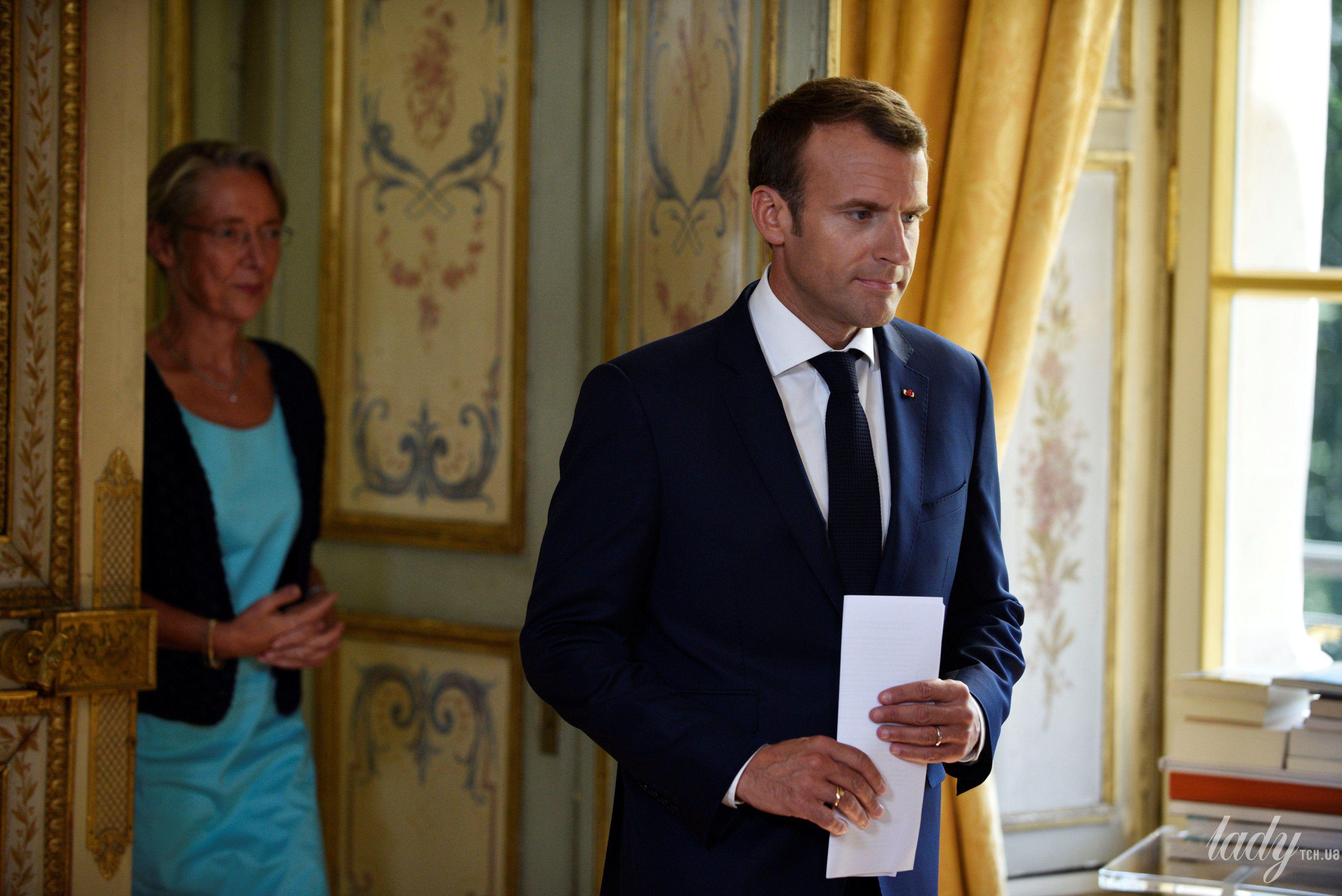 Министр транспорта Франции Элизабет Бор_1
