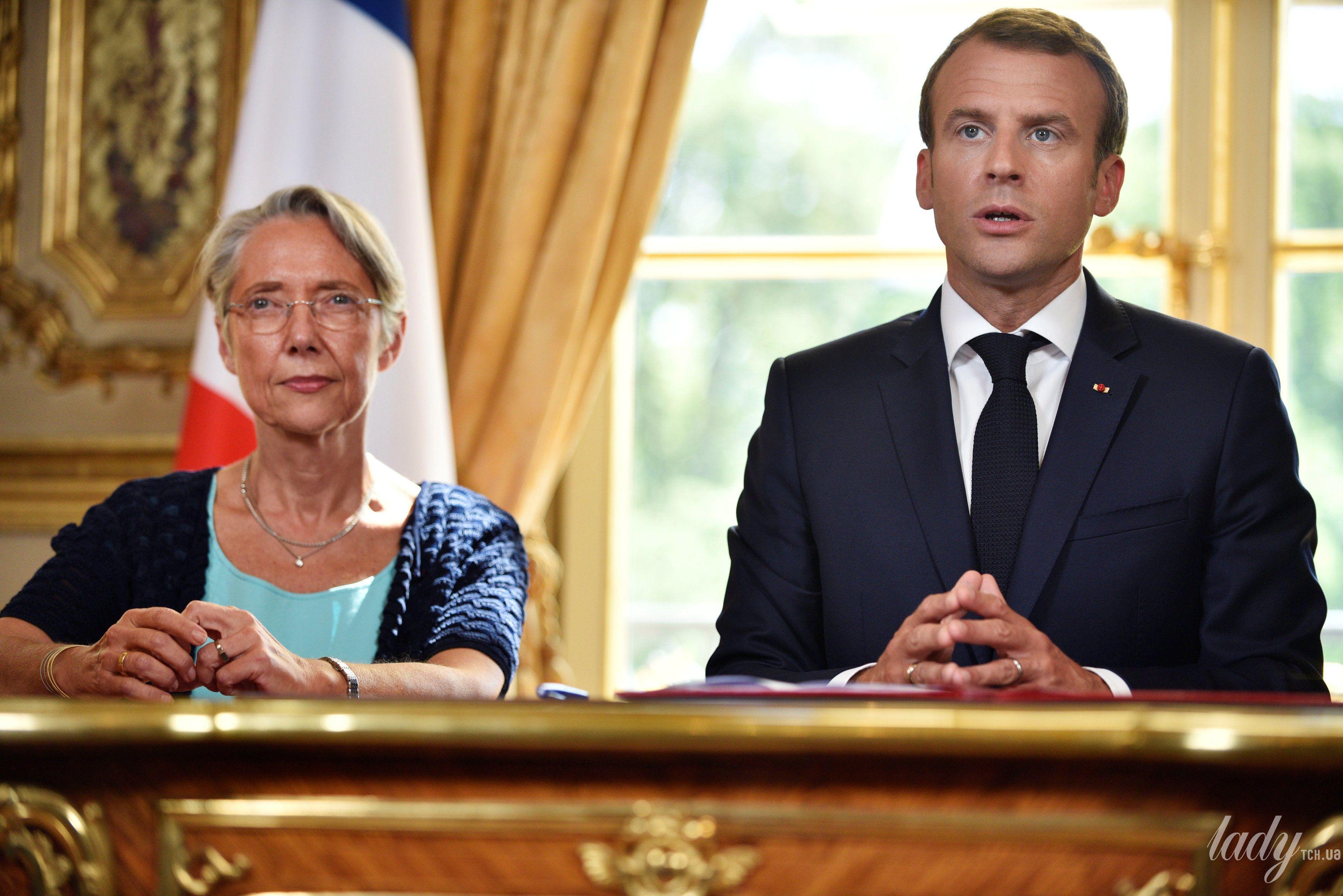 Министр транспорта Франции Элизабет Бор_3