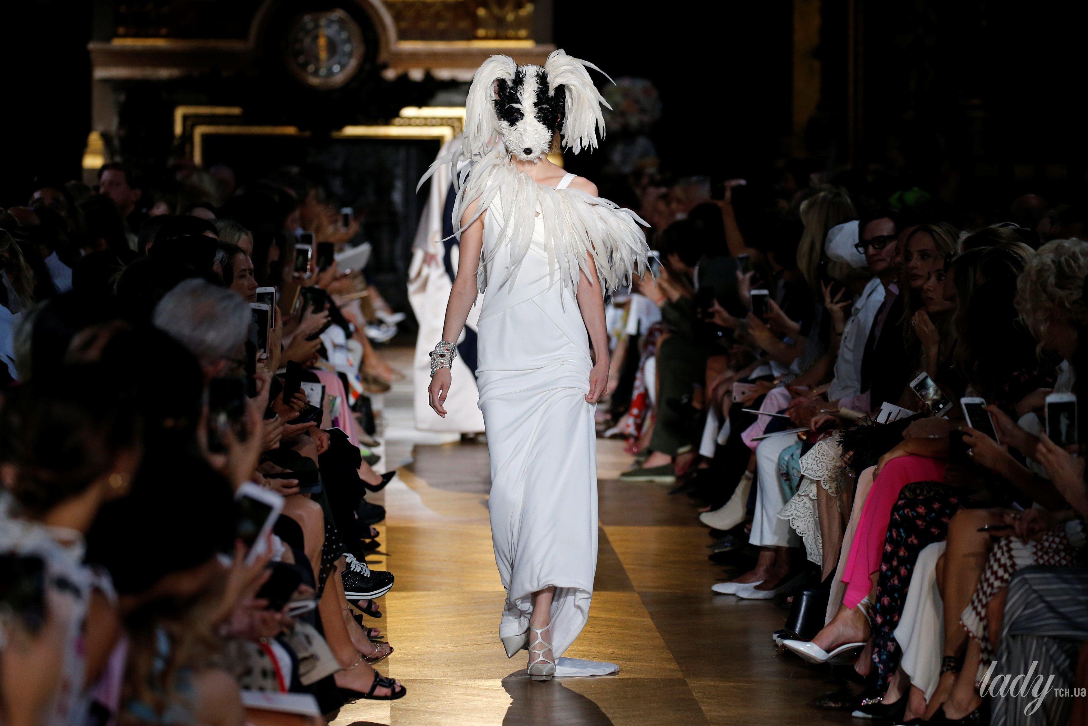 Коллекция Schiaparelli Haute Couture осень-зима 2018-2019_13