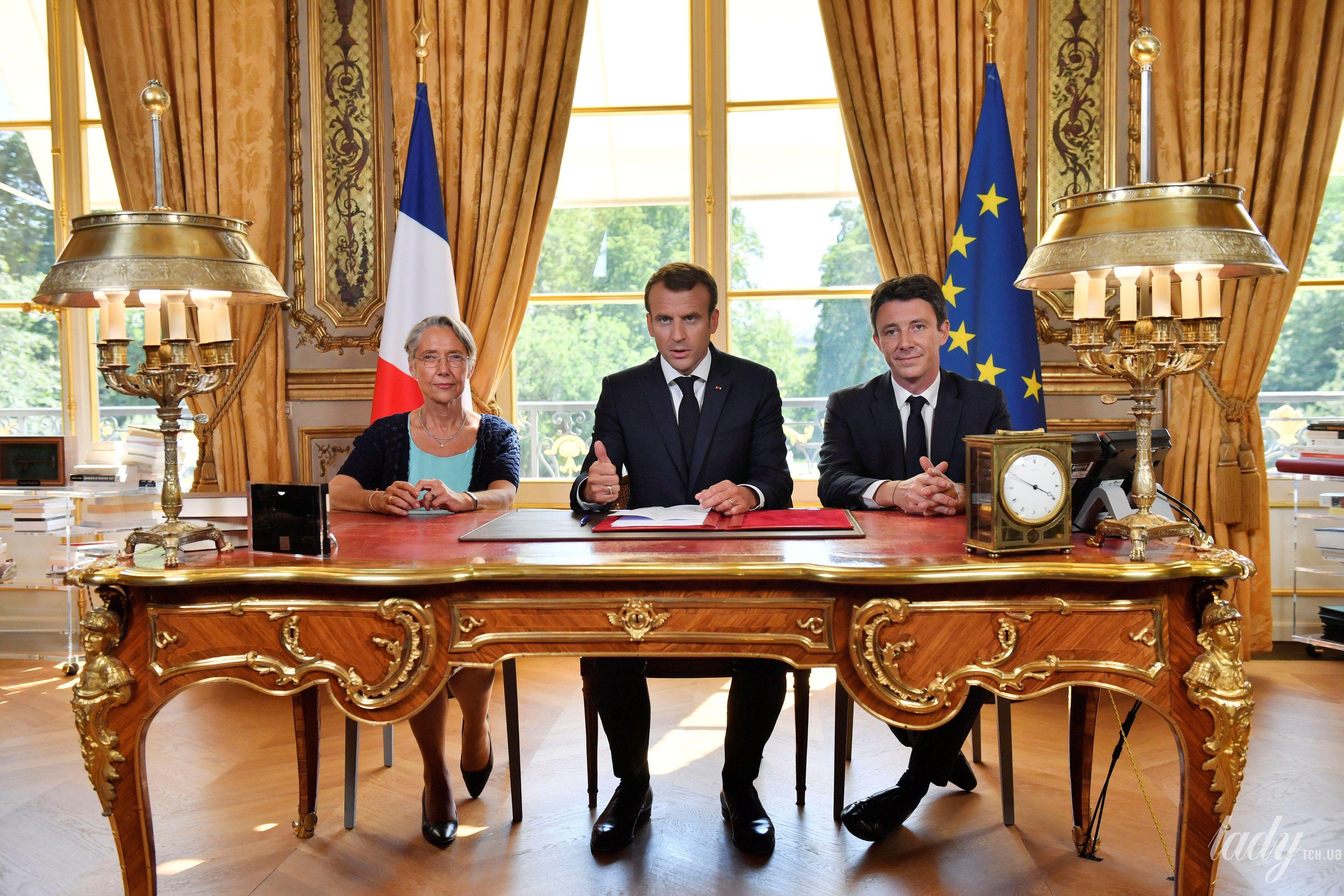 Министр транспорта Франции Элизабет Бор_4